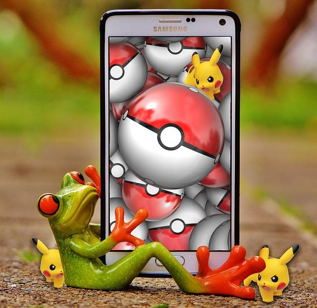 Free photo: Pokemon, Pokemon Go, Play - Free Image on Pixabay - 1603590 (5953)