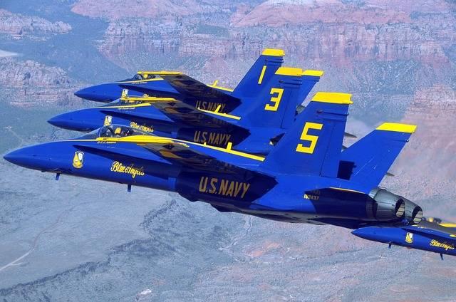 Free photo: Blue Angels, Aircraft, Flight - Free Image on Pixabay - 1250427 (6013)