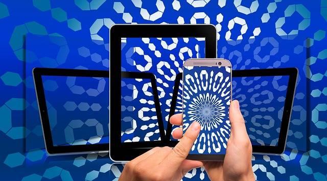 Free illustration: Digitization, Monitor, Mobile Phone - Free Image on Pixabay - 2007355 (6481)