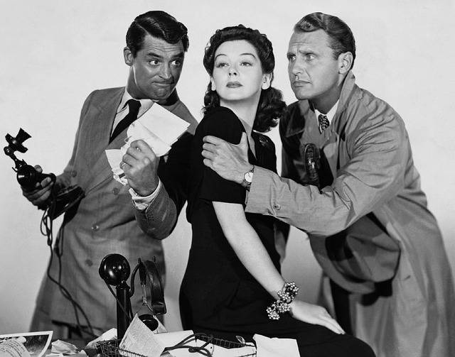 Free photo: Cary Grant, Rosalind Russell - Free Image on Pixabay - 392931 (7237)