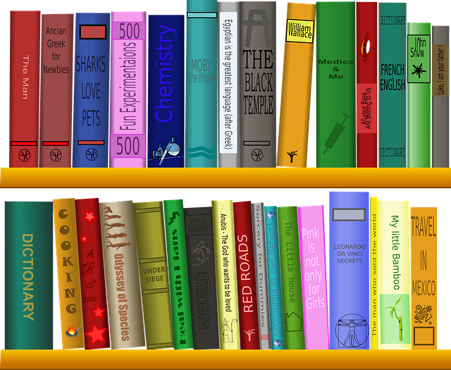 Free vector graphic: Shelf, Books, Library, Reading - Free Image on Pixabay - 159852 (7609)