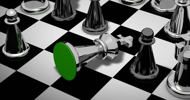 Free illustration: Checkmated, Chess, Figures - Free Image on Pixabay - 1995121 (8337)