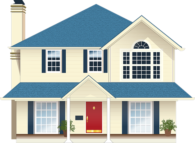 Free vector graphic: House, Residence, Blue - Free Image on Pixabay - 1429409 (9494)