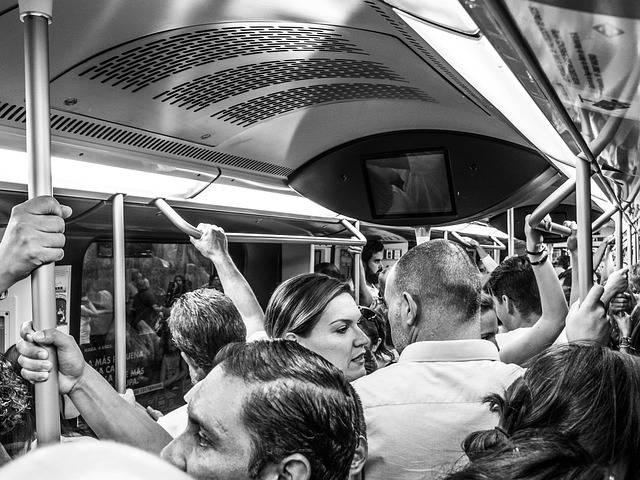 Free photo: People, Metro, Madrid, Burden - Free Image on Pixabay - 1710118 (10987)