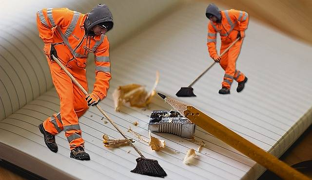 Free illustration: Cleaning, Pencil, Sweep, Notes - Free Image on Pixabay - 2055336 (11921)