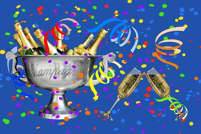Free illustration: Confetti, Streamer, Party, Carnival - Free Image on Pixabay - 1925261 (12133)