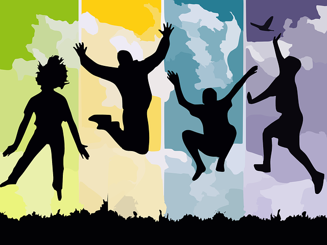 Free vector graphic: Freedom, Jump, Reach, Silhouettes - Free Image on Pixabay - 307791 (13245)