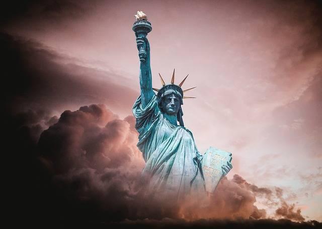 Free photo: Statue Of Liberty, Turmoil - Free Image on Pixabay - 1922168 (13333)