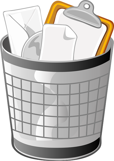 Free vector graphic: Trash Can, Wastebasket, Receptical - Free Image on Pixabay - 23640 (13460)