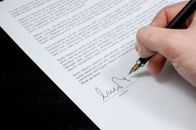 Free photo: Document, Agreement, Documents - Free Image on Pixabay - 428335 (16618)