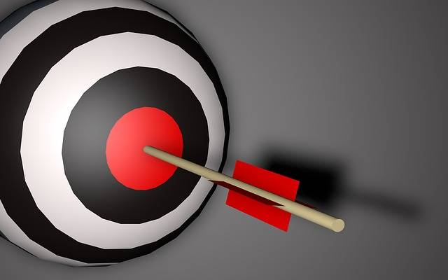 Free illustration: Target, Bull'S Eye, Archery, Middle - Free Image on Pixabay - 2046447 (17020)