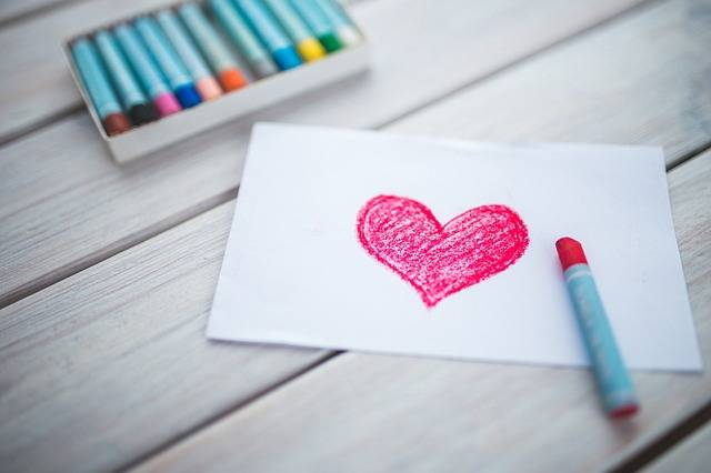 Free photo: Heart, Card, Pastels, Figure - Free Image on Pixabay - 762564 (17449)