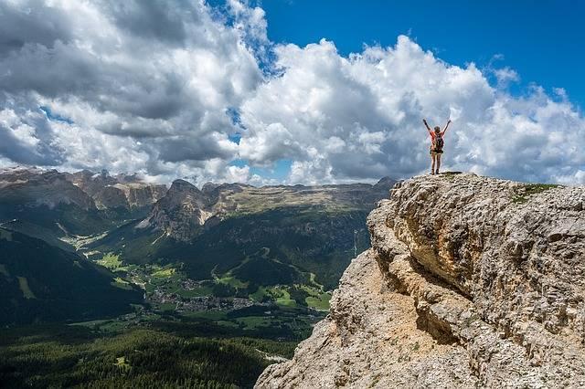 Free photo: Person, Mountain Top, Achieve - Free Image on Pixabay - 1245959 (17638)