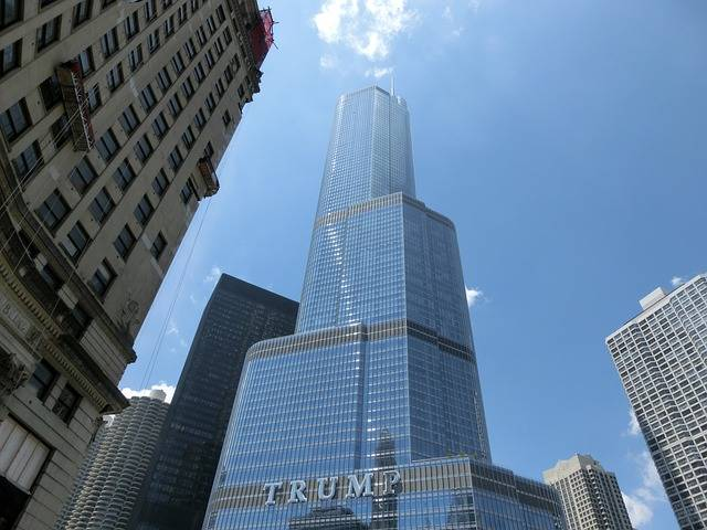 Free photo: Chicago, Trump, Usa, United States - Free Image on Pixabay - 516105 (18132)