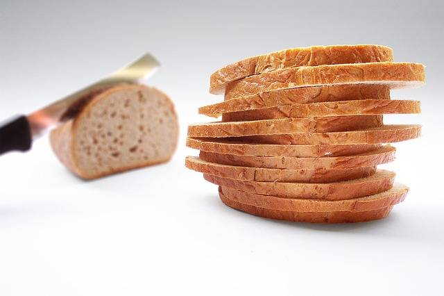 Free photo: Bread, Slice Of Bread, Knife, Cut - Free Image on Pixabay - 534574 (19078)