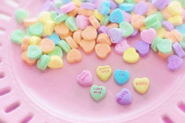 Free photo: Valentine Candy, Hearts - Free Image on Pixabay - 626446 (19086)