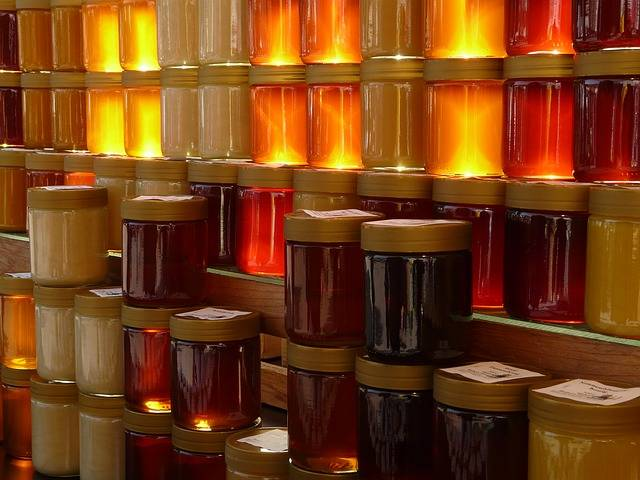 Free photo: Honey, Honey Jar, Honey For Sale - Free Image on Pixabay - 5732 (19338)