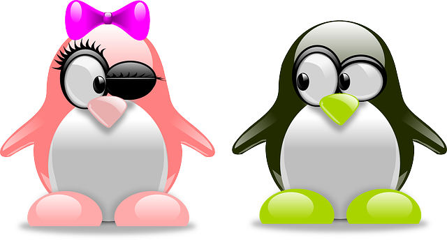 Free vector graphic: Penguins, Art, Amorous, Love, Tux - Free Image on Pixabay - 157418 (19611)