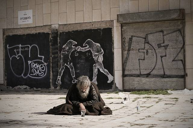 Free photo: Homeless, Street, Art, Reality - Free Image on Pixabay - 2223116 (20198)