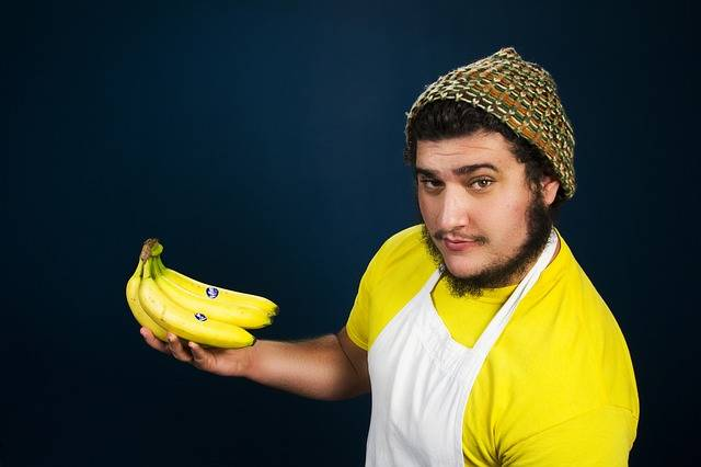 Free photo: Banana, Portrait, Yellow, Fruit - Free Image on Pixabay - 2035651 (20291)