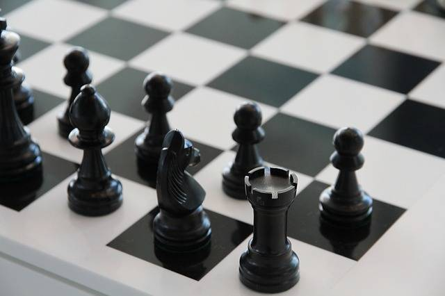 Free photo: Chess, Chess Board, Black, Play - Free Image on Pixabay - 140340 (21004)