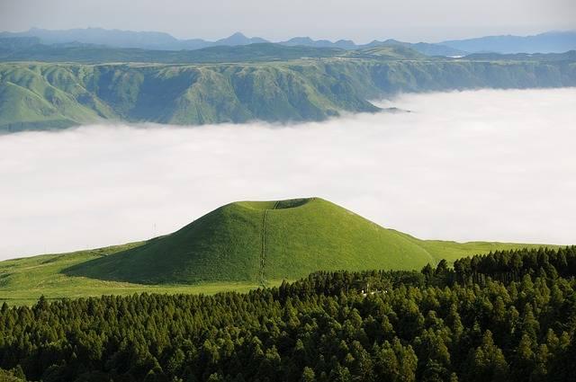 Free photo: Aso, Komezuka, Sea Of Clouds, Cloud - Free Image on Pixabay - 138984 (21249)