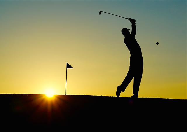 Free photo: Golf, Sunset, Sport, Golfer, Bat - Free Image on Pixabay - 787826 (24936)
