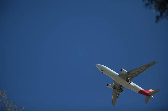 Free photo: Sky, Flight, Aircraft, Fly, Plane - Free Image on Pixabay - 1980719 (26529)