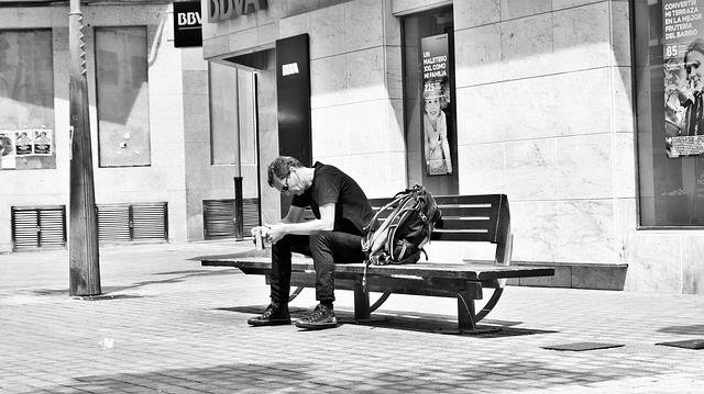 Free photo: Weary Traveler, Arrecife, Lanzarote - Free Image on Pixabay - 1631369 (27063)