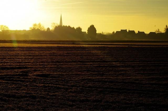 Free photo: Golden, Morning, Glory, Countryside - Free Image on Pixabay - 315876 (28778)