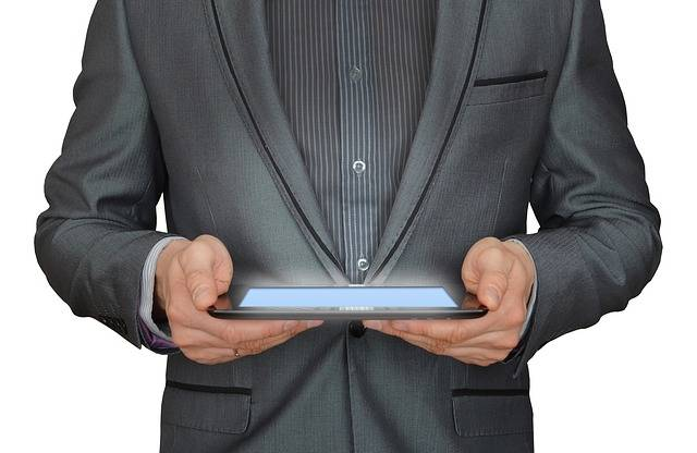 Free photo: Man, Businessman, Tablet Computer - Free Image on Pixabay - 2140606 (29364)