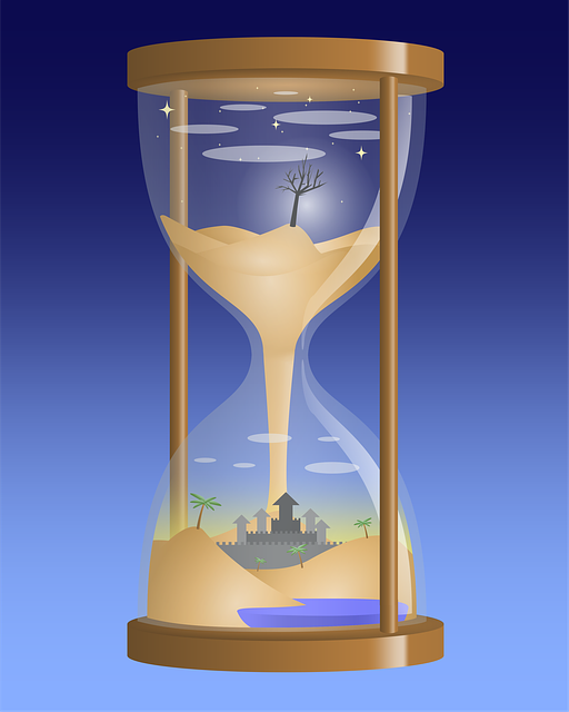 Free illustration: Hourglass, Sand, Surreal, Landscape - Free Image on Pixabay - 1055711 (29671)