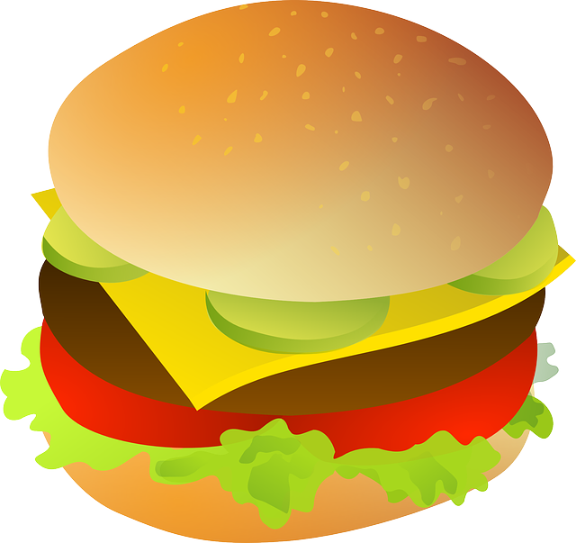 Free vector graphic: Cheeseburger, Meat, Bun, Cheese - Free Image on Pixabay - 34315 (31295)