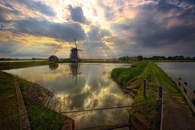 Free photo: Windmill, Texel, Netherlands - Free Image on Pixabay - 2184353 (31818)