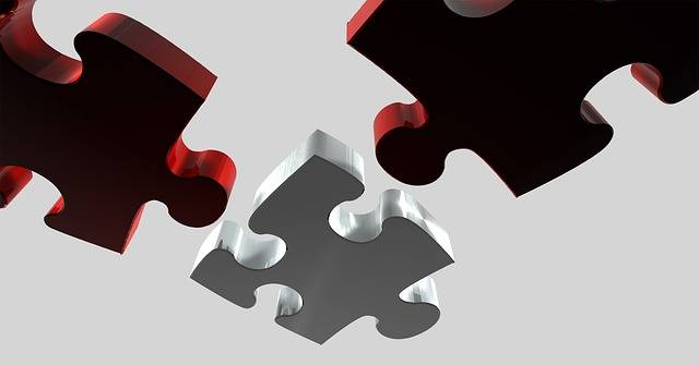 Free illustration: Puzzle, Part, 3D Model, Task - Free Image on Pixabay - 1721271 (32216)