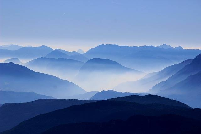 Free photo: Mountains, Passes, Clouds, Mist - Free Image on Pixabay - 863474 (32300)