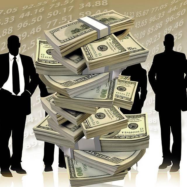 Free illustration: Money, Businessmen, Silhuette, Man - Free Image on Pixabay - 1078268 (34621)