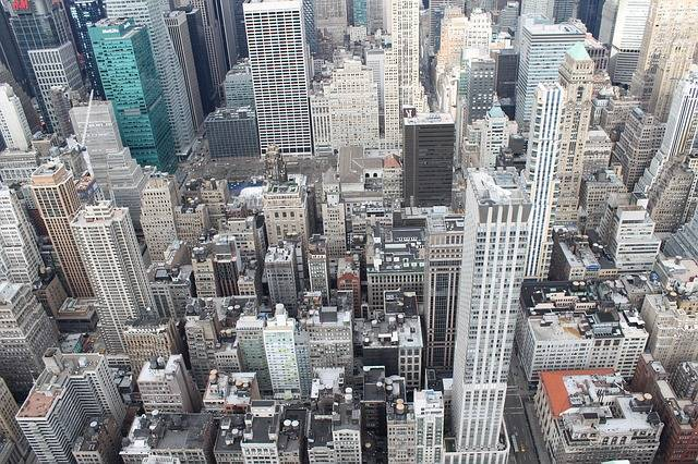 Free photo: New York, Buildings, Tall, Top View - Free Image on Pixabay - 472392 (35132)