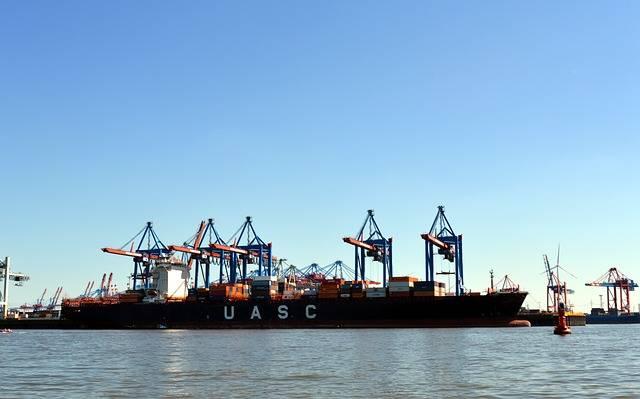 Free photo: Hamburg, Port, Hamburg Port, Elbe - Free Image on Pixabay - 2387780 (35263)