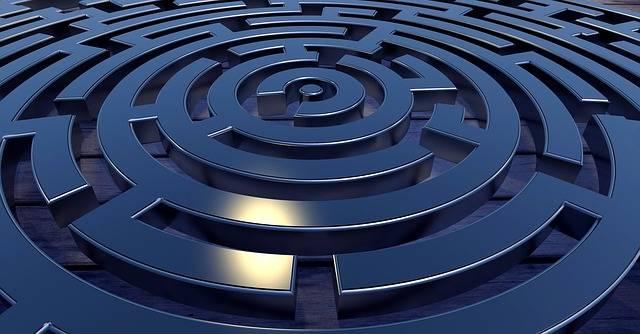 Free illustration: Labyrinth, Target, Away, Conception - Free Image on Pixabay - 2037286 (35271)