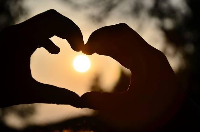 Free photo: Heart, Warm, Light And Shadow - Free Image on Pixabay - 583895 (35638)