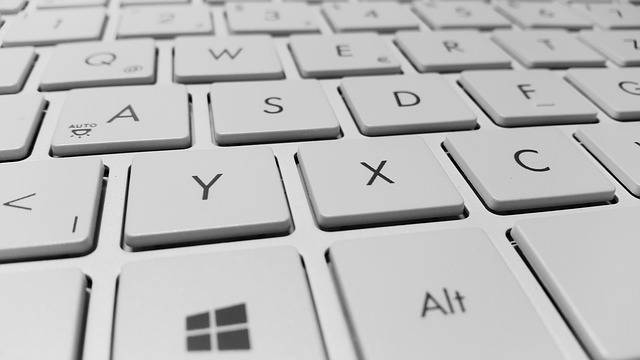 Free photo: Keyboard, Computer, Keys, White - Free Image on Pixabay - 886462 (36760)