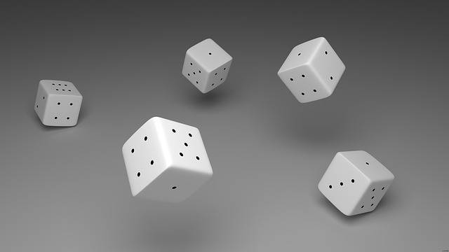 Free illustration: Cube, Craps, Luck - Free Image on Pixabay - 620636 (36773)