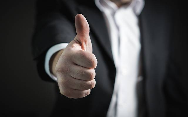 Free photo: Businessman, Thumbs Up, Success - Free Image on Pixabay - 2056022 (36928)