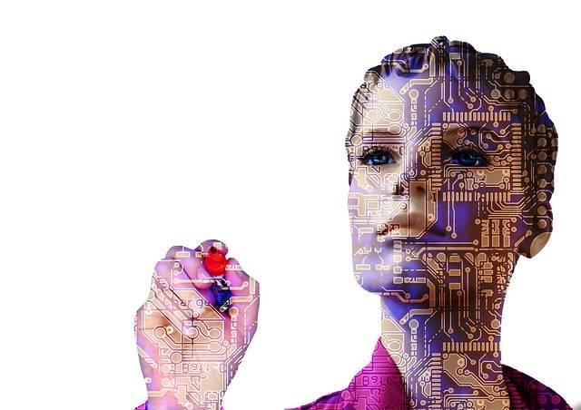 Free illustration: Robot, Artificial Intelligence - Free Image on Pixabay - 507811 (37841)