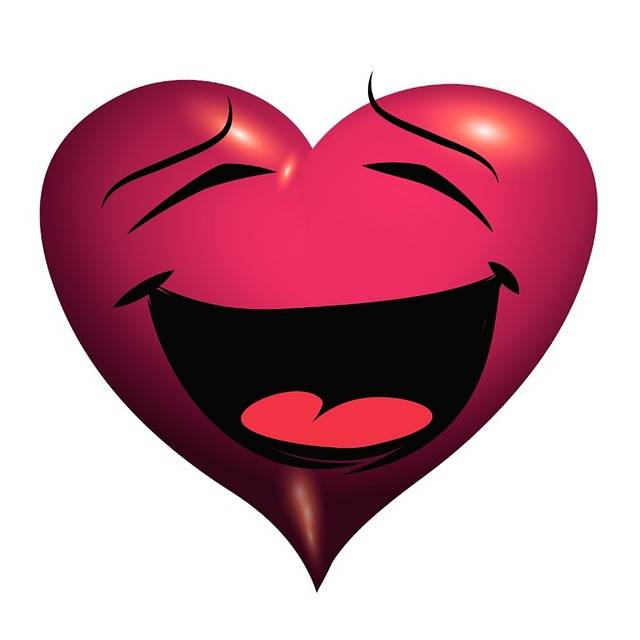Free illustration: Heart, Happy, Satisfied, Laugh - Free Image on Pixabay - 2081676 (37891)