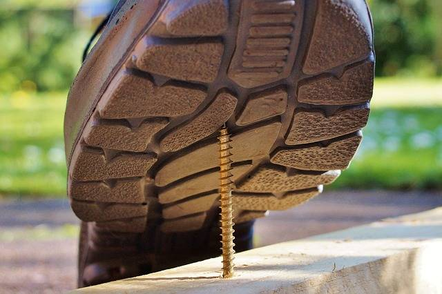 Free photo: Safety Shoes, Osh, Screw - Free Image on Pixabay - 2432467 (39897)