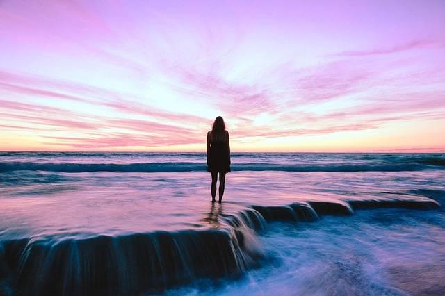 Free photo: Beach, Sea, Sunset, Sun And Sea - Free Image on Pixabay - 927935 (40184)