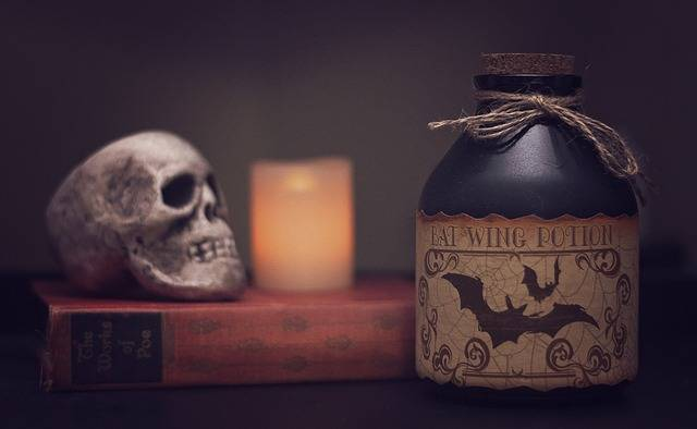 Free photo: Potion, Poison, Halloween, Scary - Free Image on Pixabay - 2217630 (40214)