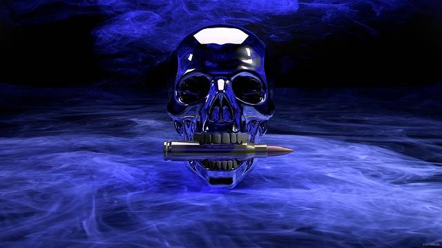 Free illustration: Background, Wallpaper, Skull - Free Image on Pixabay - 682973 (40790)